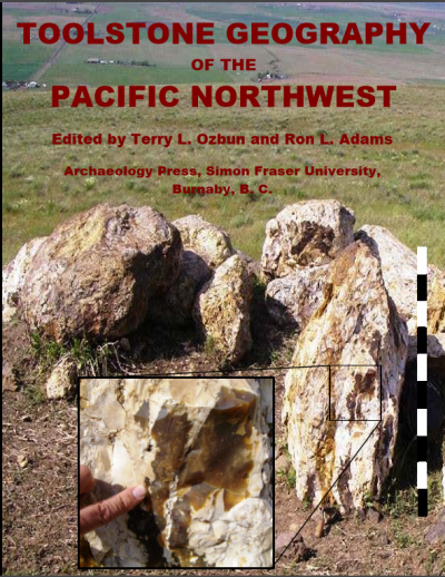 Cover for Toolstone Geography of the Pacific Northwest