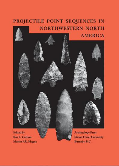 Cover for Projectile Point Sequences in Northwestern North America