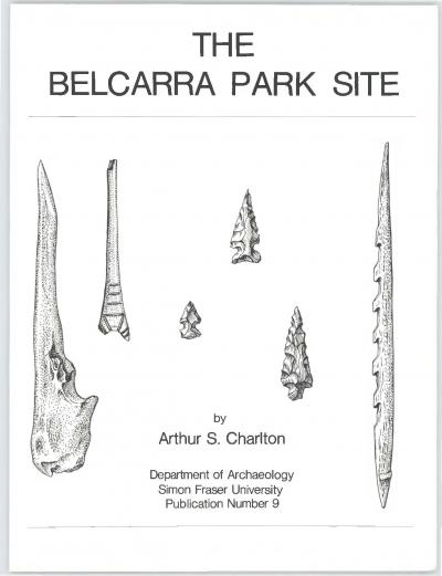Cover for The Belcarra Park Site